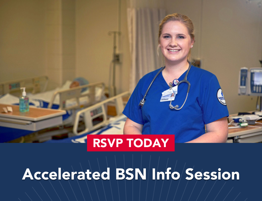 RSVP Today for ABSN Info Session